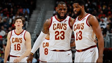 Tristan Thompson: Cleveland Cavaliers fans should show LeBron James 'nothing but love and respect'