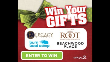 Win your gifts this holiday season with Channel 3!