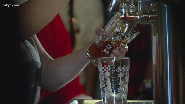 Proof of vaccination or negative covid test needed for 2021 Great Lakes Brewing Co. Christmas Ale