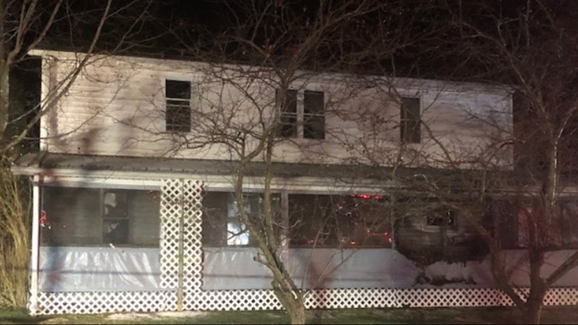 Middlefield Township fire that killed 2-year-old girl, hurt