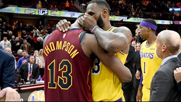 LeBron James reflects on return to Cleveland, state of the Cavaliers