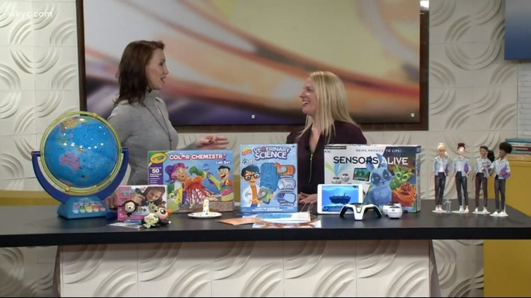 Girls in STEM | Top STEM toys for the holidays