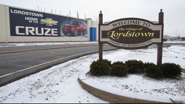 Gov. DeWine, GM CEO discuss future of Lordstown plant