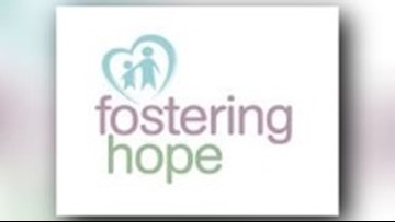 Fostering Hope Ohio uses donations to help to ease transitions for children in foster care