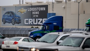 Ohio Gov. Mike DeWine, GM CEO discuss future of Lordstown plant
