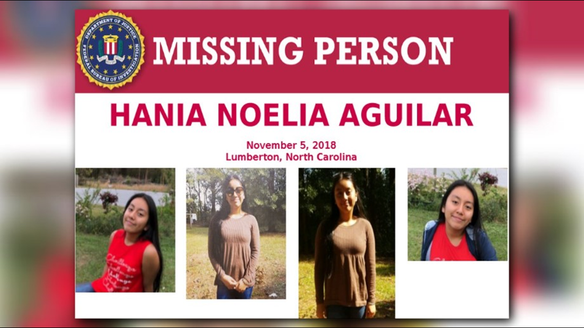 Girl 13-year-old You From Nc Abducted com Aguilar Have Hania Home Wkyc Seen Photos
