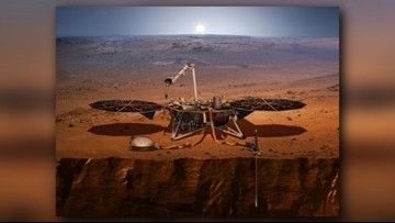 NASA's InSight mission lands on Mars: What it means and what's next