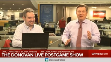 Baker Mayfield's swagger lifting Cleveland Browns: The Donovan Live Postgame Show
