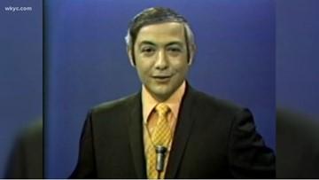 Virgil Dominic returns to WKYC anchor desk for 70th anniversary celebration