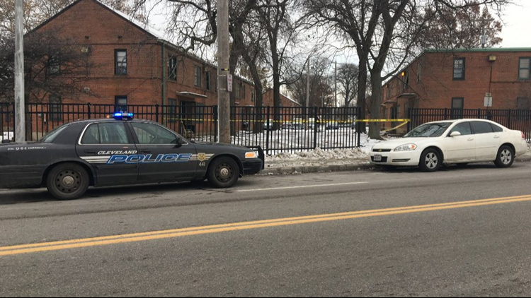 1 dead, another injured following shooting on Cleveland's