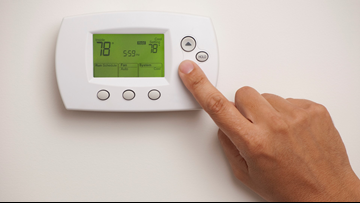 VERIFY: No, turning your heat completely off when you leave won't save you money