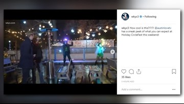 What's on Instagram: Nov. 30, 2018