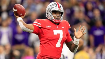Report: Ohio State's Dwayne Haskins could be only QB selected in first round of 2019 NFL Draft