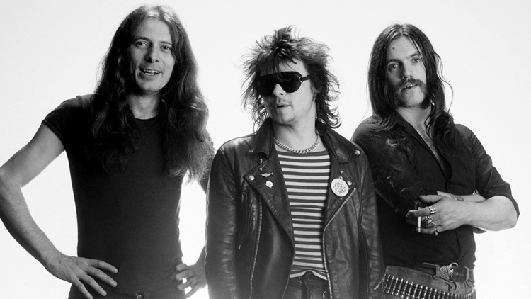 Motorhead 2020 Rock and Roll Hall of Fame induction nominee