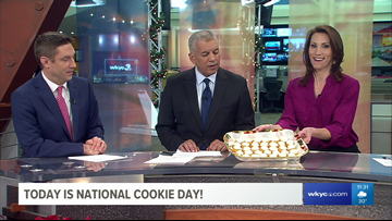 RECIPE | One of the WKYC crew's favorite cookies!
