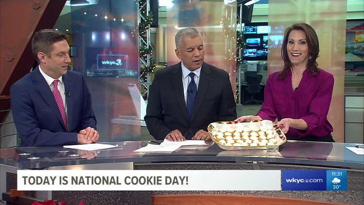 Celebrating National Cookie Day with Pat's Delights!
