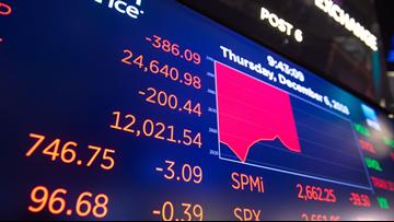 US stocks plunge following Huawei arrest
