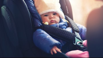 Mom Squad: Here's why your kids shouldn't be wearing winter coats in their car seat