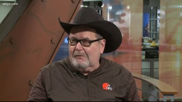 Good Gawd Almighty! WWE Hall of Fame announcer Jim Ross talks career, Baker Mayfield, and more