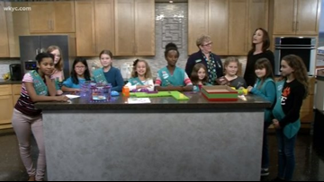 Girls in STEM | Girl Scouts are learning what it takes to become STEMbassadors