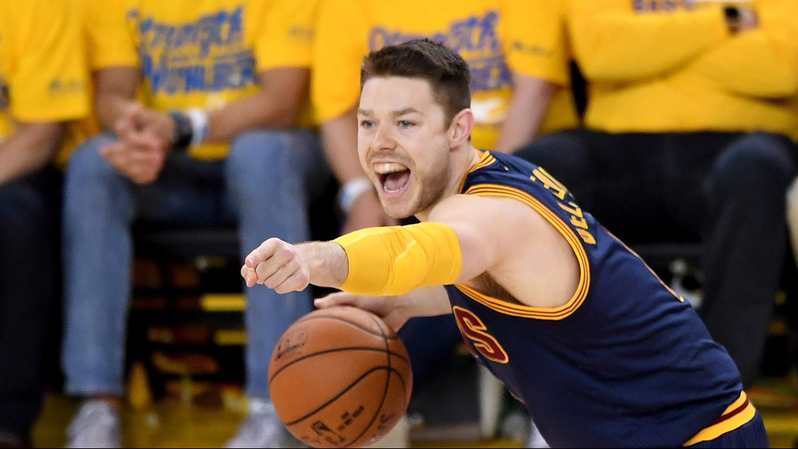 Delly sends message to Cavs fans after trade brings him back to Cleveland