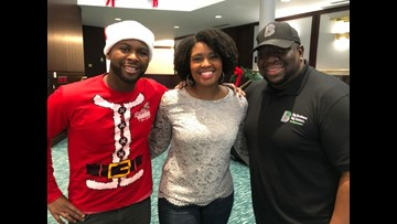 WKYC's Tiffany Tarpley co-hosted Big Brothers Big Sisters Lorain County party