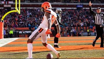 LISTEN: Jim Donovan calls Cleveland Browns WR Jarvis Landry's 51-yard touchdown catch