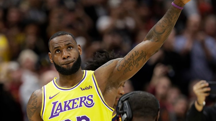 'Do you understand now?': LeBron James posts powerful video explaining why he won't 'just stick to sports'