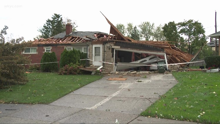 Northeast Ohio residents still reeling from Thursday's storms