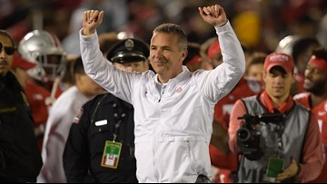Former Ohio State football coach Urban Meyer to be inducted into Greater Cleveland Sports Hall of Fame tonight