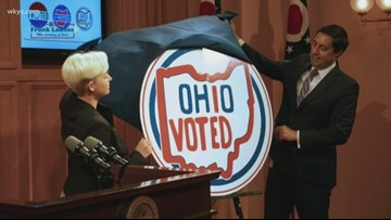 Winner of new Ohio 'I voted ' sticker contest announced