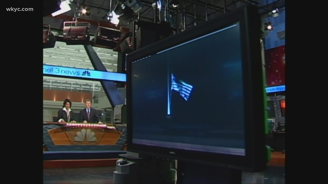 Remembering 9/11: WKYC journalists recall emotional aftermath of attacks