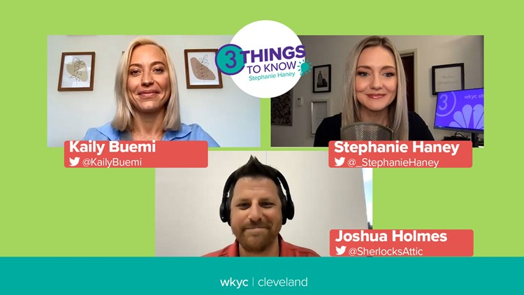 Explaining cryptocurrency, the blockchain and NFTs with Bitcoin and tech experts: 3 Things to Know with Stephanie Haney podcast