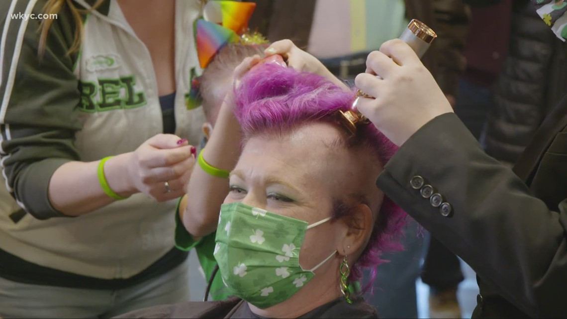 10th Annual St. Baldrick's Foundation shaving event raise thousands for cancer research