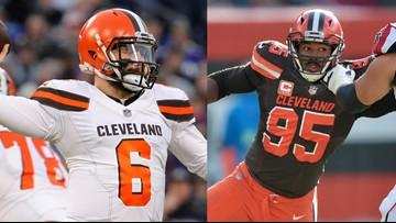 Baker Mayfield, Myles Garrett make top five in CBSSports.com's NFL Top 25 under 25 list