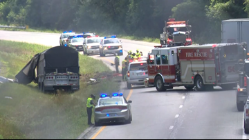 State Route 2 in Lorain County re-opened after crash