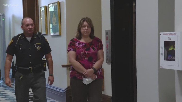 Euclid mother pleads not guilty in 'Geauga's Child' case