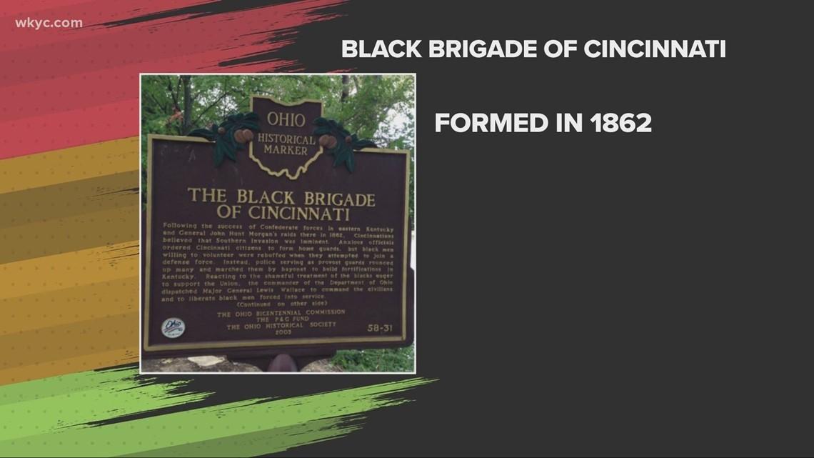 Black History Month in Ohio: Black Brigade of Cincinnati