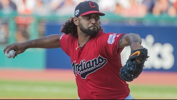 Cleveland Indians outright Danny Salazar, 3 others, to free agency