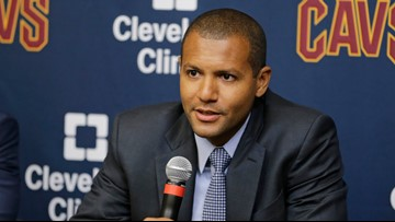 Cleveland Cavaliers sign GM Koby Altman to long-term extension