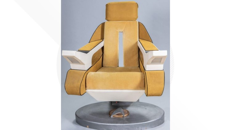 Star Tek chair