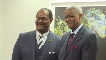 Rev. Otis Moss Jr. receives Who's Who in Black Cleveland's Lifetime Achievement Award