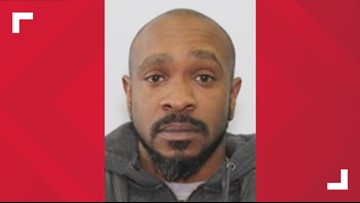 Andrew Barker is wanted for killing a woman over loud music in Cleveland