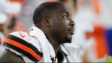 Girlfriend of Cleveland Browns DE Chris Smith dies following crash on I-90 West
