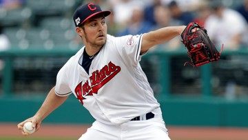 Report: San Diego Padres 'emerge as most serious suitor' for Cleveland Indians RHP Trevor Bauer