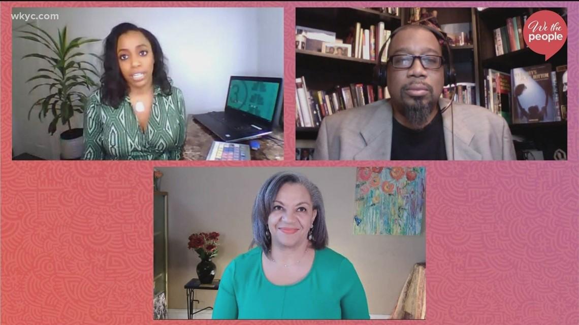 Kevin Heard & Sandra Bishop - Greater Cleveland Association of Black Journalists