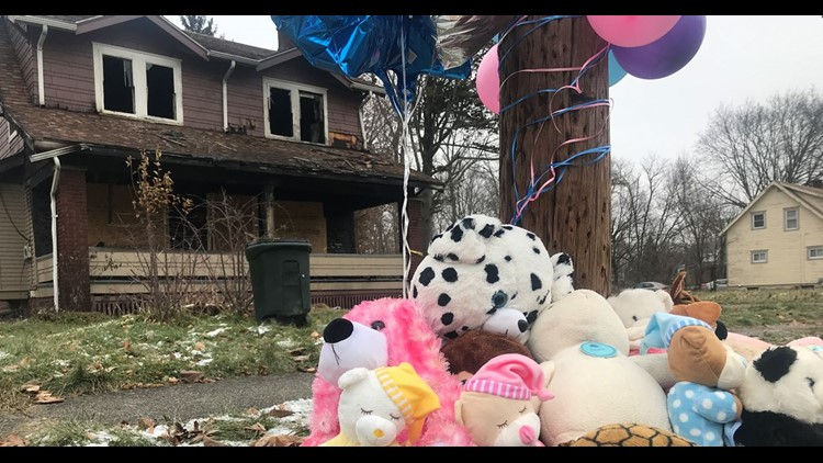 5 children killed in Youngstown house fire December 10, 2018