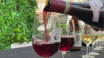 Learning the ABC's of wine tasting ahead of Crocker Park Wine Festival