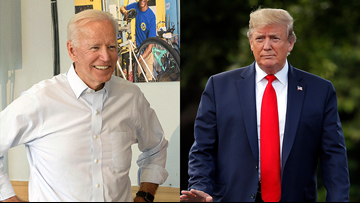 POLL | Joe Biden leads President Trump in Ohio by 8 points
