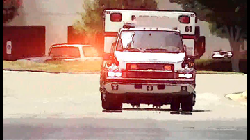 Is it legal to run a red light to let an ambulance pass? Ask the 'Road Warrior'